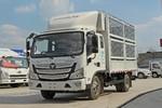 福田 欧马可S3系 143马力 4.18米单排仓栅式轻卡(BJ5048CCY-FA)图片