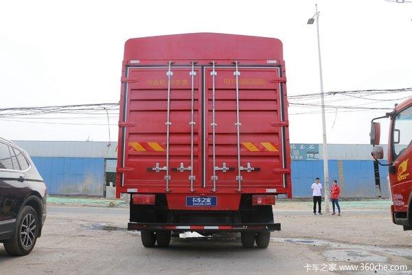 仅售12.28万银川市统帅载货车优惠促销