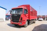 江淮 格尔发K5L中卡 160马力 4X2 6.77米仓栅式载货车(HFC5161CCYP3K1A50S2V)