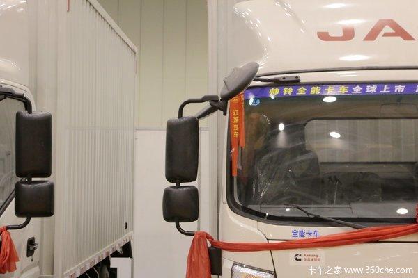 帅铃Q6康明斯141马力全能山区版10吨承载力为你加油添力!