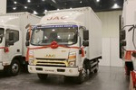 江淮 帅铃Q6  120马力 4.12米单排厢式轻卡(HFC5043XXYP71K5C2V)图片