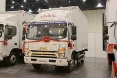 江淮 帅铃Q6 141马力 4.15米单排厢式轻卡(HFC5043XXYP91K2C2V)