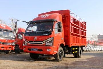 东风 多利卡D6-L 重载版 156马力 4.17米单排仓栅式轻卡(EQ5101CCY8BD2AC)