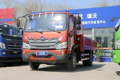 福田 瑞沃ES3 160马力 4X2 4.18米单排栏板轻卡(8挡)(BJ1043V9JEA-AH) 卡车图片