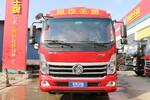 中国重汽成都商用车(原重汽王牌) 瑞狮 156马力 3.86米排半仓栅式轻卡(CDW5040CCYHA1R5)图片