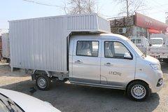 金杯 T32 1.3L 82马力 汽油 2.45米双排厢式微卡(SY5020XXY-LC5AA) 卡车图片
