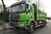 陕汽重卡 德龙X3000 430马力 6X4 6.5米自卸车(SX32506B434)