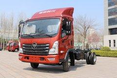 福田 时代领航 160马力 4.165米单排厢式轻卡(BJ5043XXY-BF) 卡车图片