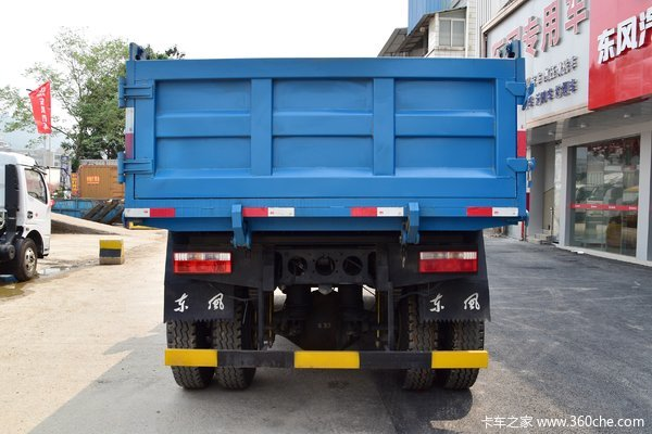 优惠0.2万南京东风力拓T25自卸促销中