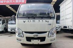 跃进 小福星S50Q 1.5L 110马力 汽油 3.02米双排厢式微卡(SH5032XXYPEGBNS1) 卡车图片