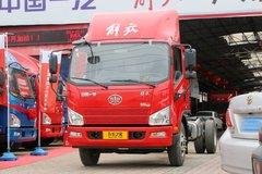 解放 J6F 160马力 4.85米排半厢式轻卡(CA5105XXYP40K2L2E5A85) 卡车图片
