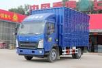 中国重汽HOWO 悍将 156马力 4.15米单排厢式轻卡(ZZ5107XXYG3315E1)图片
