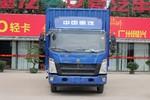 中国重汽HOWO 悍将 科技版 125马力 3.85米排半厢式轻卡(ZZ5047XXYC3315E145)图片