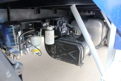 中国重汽HOWO 悍将 156马力 4.15米单排厢式轻卡(十开门)(ZZ5047XXYF341CE145)