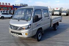 唐骏欧铃 赛菱F3-1 豪华版 1.3L 88马力 汽油 2.56米双排栏板微卡(ZB1030ASC3V) 卡车图片