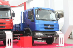 东风柳汽 乘龙609中卡 160马力 4X2 6.75米栏板载货车(LZ1161RAP) 卡车图片