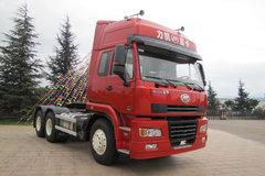 力帆 欧式战龙 V9重卡 340马力 6X4 牵引车(LFJ4250G2) 卡车图片