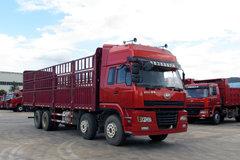 力帆 欧式战龙 V9重卡 290马力 8X4 9.5米仓栅载货车(LFJ5311CLXY1) 卡车图片
