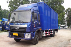 福田 瑞沃 3系中卡 140马力 6.75米厢式载货车(BJ5112V4PDB-D2) 卡车图片