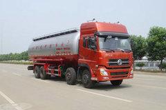 东风 天龙 340马力 8X4 粉粒物料车( DFL5310GFLAX13A)