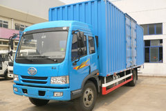 解放 骏威(J5K)中卡 180马力 4X2 厢式载货车(CA5160XXYP9K2L5E) 卡车图片