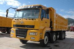 力帆 欧式战龙 T9重卡 340马力 8X4 7.4米自卸车(LFJ3310G5) 卡车图片