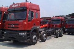 东风柳汽 霸龙重卡 260马力 8X2 9.6米栏板载货车(LZ1313PEL) 卡车图片