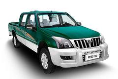广汽吉奥 财运100系列 标准型 2012款 2.2L汽油 双排皮卡 卡车图片