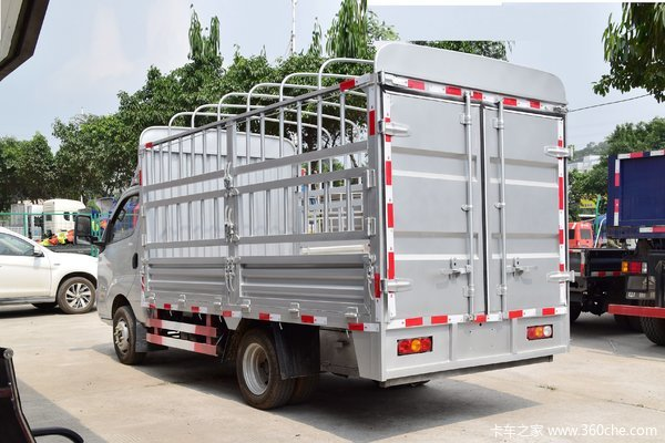 降价促销周口缔途DX载货车仅售6.80万