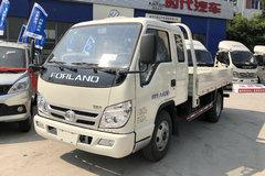 福田时代 小卡之星3 88马力 4X2 3.25米排半栏板微卡(BJ1046V9PB5-F2) 卡车图片