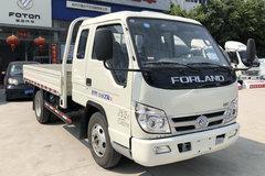 福田时代 小卡之星3 88马力 4X2 3.25米排半栏板微卡(气刹)(BJ1046V9PB5-F2) 卡车图片