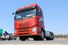 青岛解放 JH6重卡 卓越版 460马力 6X4牵引车(435后桥)(CA4250P26K2T1E5A80) 卡车图片