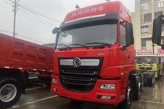 东风新疆 畅行D7H 270马力 6X2 9.6米栏板载货车(EQ1250GD5D)