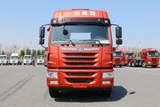 青岛解放 悍V重卡 420马力 6X4牵引车(一汽)(CA4258P1K2T1E5A80)