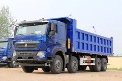 中国重汽 HOWO T7H重卡 440马力 8X4 7.6米自卸车(12挡)(ZZ3317V386HE1)