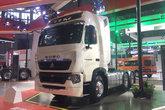 中国重汽 HOWO T7H重卡 500马力 6X4 AMT自动挡牵引车(国六)(ZZ4257V324HF1B)