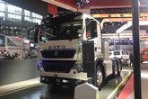 中国重汽 HOWO T5G重卡 25T 6X4无人驾驶纯电动牵引车(ZZ4257N324GZ1BEV)