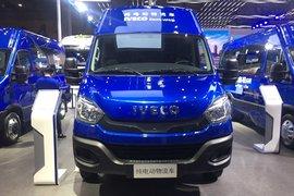 南京依维柯 欧胜 EV45 4.5T 3.535米纯电动封闭厢式货车