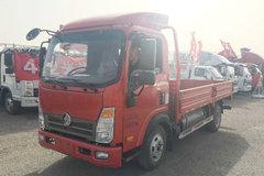 重汽王牌 7系 112马力 汽油/CNG 4.1米单排栏板轻卡(CDW1030HA1P5D) 卡车图片