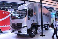 福田 欧马可S5系 超级卡车 220马力 排半厢式载货车(国六) 卡车图片