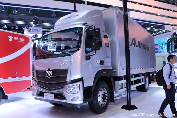 欧马可S5载货车9.6米大单桥限时促销中 优惠2.66万
