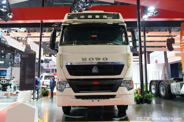 降价促销大同HOWOT7H牵引车仅售42.50万