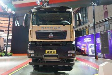 中国重汽 汕德卡SITRAK C7H重卡 440马力 8X4工程自卸车(国六)(ZZ3316N406MF1)图片