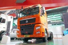 中国重汽 汕德卡SITRAK C7H重卡 500马力 6X4 AMT自动挡牵引车(国六)(ZZ4256V324HF1B) 卡车图片