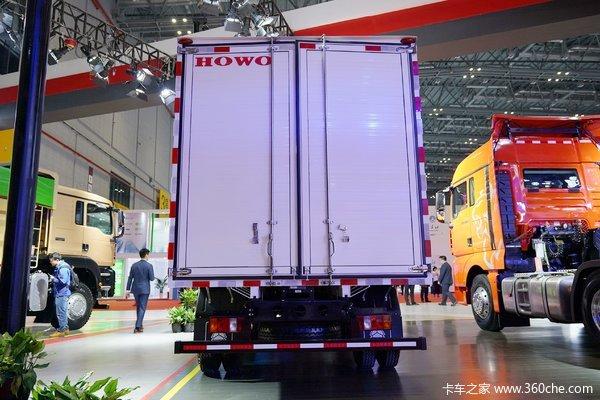 优惠0.6万广州安重重汽王载货车促销中
