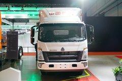 中国重汽HOWO 王系 160马力 4.15米单排厢式轻卡(国六)(ZZ5047XXYG3315F144) 卡车图片