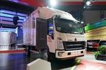 中国重汽HOWO 王系 160马力 4.15米单排厢式轻卡(10挡)(ZZ5047XXYC3314E145-1)图片