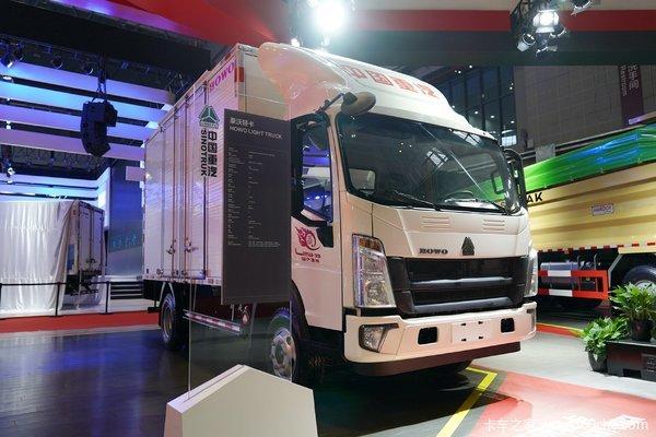 优惠 0.6万 广州安重王载货车促销中