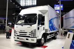 庆铃 五十铃NLR/NMR 160马力 4.13米单排厢式轻卡(国六) 卡车图片