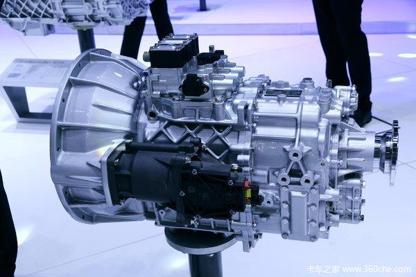 法士特C6JZ55 6挡 AMT自动挡变速箱